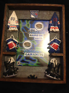 NHL HOCKEY FRAME- brand new- REDUCED