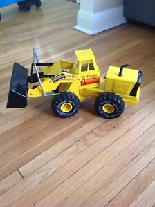 Vintage Tonka Mighty Diesel (Steel Front Loader)
