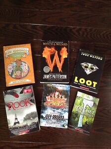 Amazing books for young readers