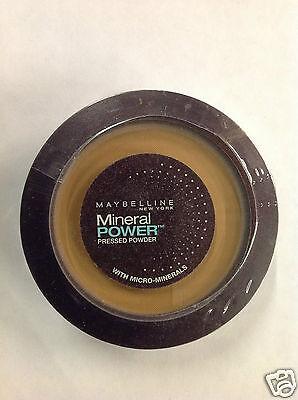 Maybelline Mineral Power Maquillaje Compacto DARK Nuevo