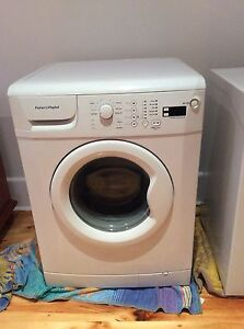 Fisher and Paykel washing machine Newington Ballarat City Preview