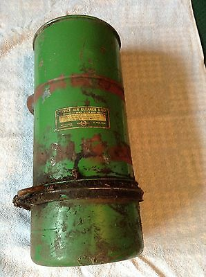 Tractor Air Cleaner Filter Cover Green Donaldson Co St. Paul Mn Ferguson To-35