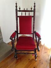 Antique Dexter Rocking Chair Dingley Village Kingston Area Preview