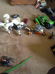 Remote control robots,cars helicopters and more!