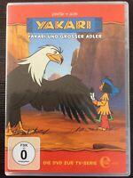 DVD Yakari und großer  Adler Baden-Württemberg - Remseck am Neckar Vorschau