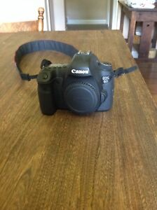 Canon 6D, mint condition