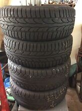 Honda Accord Tyres and Rims Flaxton Maroochydore Area Preview