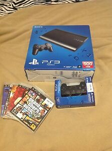 PS3 500gb for sale Wyong Wyong Area Preview