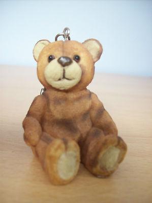 Ornament Ornamental Teddy Teddie Ted Bear Key Ring Key Chain Bear