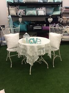 Signing Tables & Chairs for Hire - The. Bridal Table Myaree Melville Area Preview