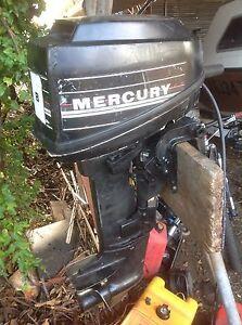 Mercury 8 hp outboard motor very good condition 90's model Armidale Armidale Armidale City Preview