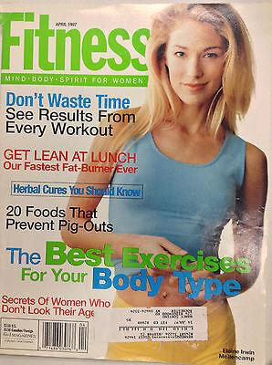 Fitness Magazine Elaine Irwin Mellencamp April 1997 081017nonrh