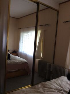 Mirror built in wardrobes  Killarney Vale Wyong Area Preview