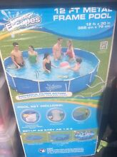 12 foot pool Glendenning Blacktown Area Preview