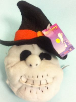 Halloween Dolcetto Scherzetto (+ peluche teschio dolcetto scherzetto happy Halloween horror carnevale )