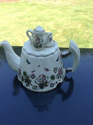 Vintage Portmeirion Teapot - Made In England