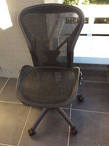 Herman Miller Aeron Chair Size B  Like New under 2 years old Kellyville Ridge Blacktown Area Preview