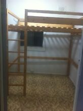 Ikea loft bed frame Adamstown Newcastle Area Preview