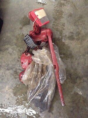 Cm Series 640 Lever Chain Hoist 3 Ton 10 Lift Come Along Puller