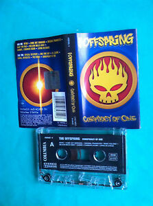 rare Polish cassette Offspring Conspiracy of One mc Poland - <span itemprop=availableAtOrFrom>Europe, Polska</span> - rare Polish cassette Offspring Conspiracy of One mc Poland - Europe, Polska