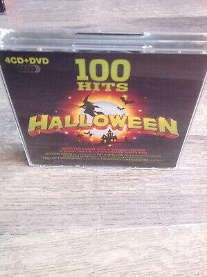 100 Hits Halloween (Various Artists - 100 Hits (Halloween,)