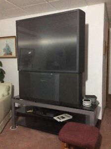 "50"" rear projection television"