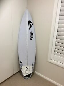 Surfboard DHD Mick Fanning Ducks Nuts Salamander Bay Port Stephens Area Preview