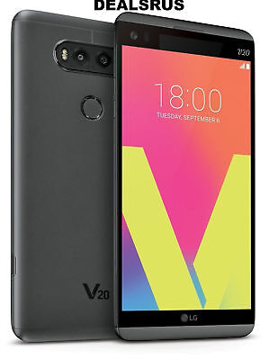 """LG V20 H910 GSM """"Factory Unlocked"""" 64GB AT&T T-Mobile 4G LTE Smartphone"""