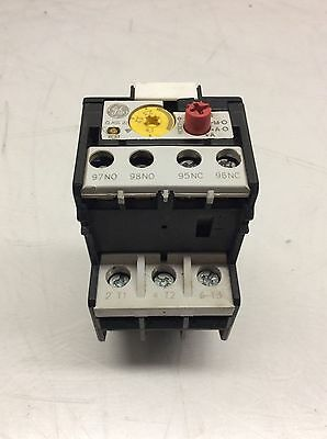 General Electric Overload Relay, # RT12K, Used, WARRANTY