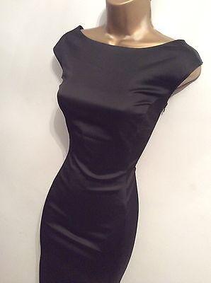 Stunning Coast Audrey Hepburn Style Wiggle Dress Sz 14 Vgc