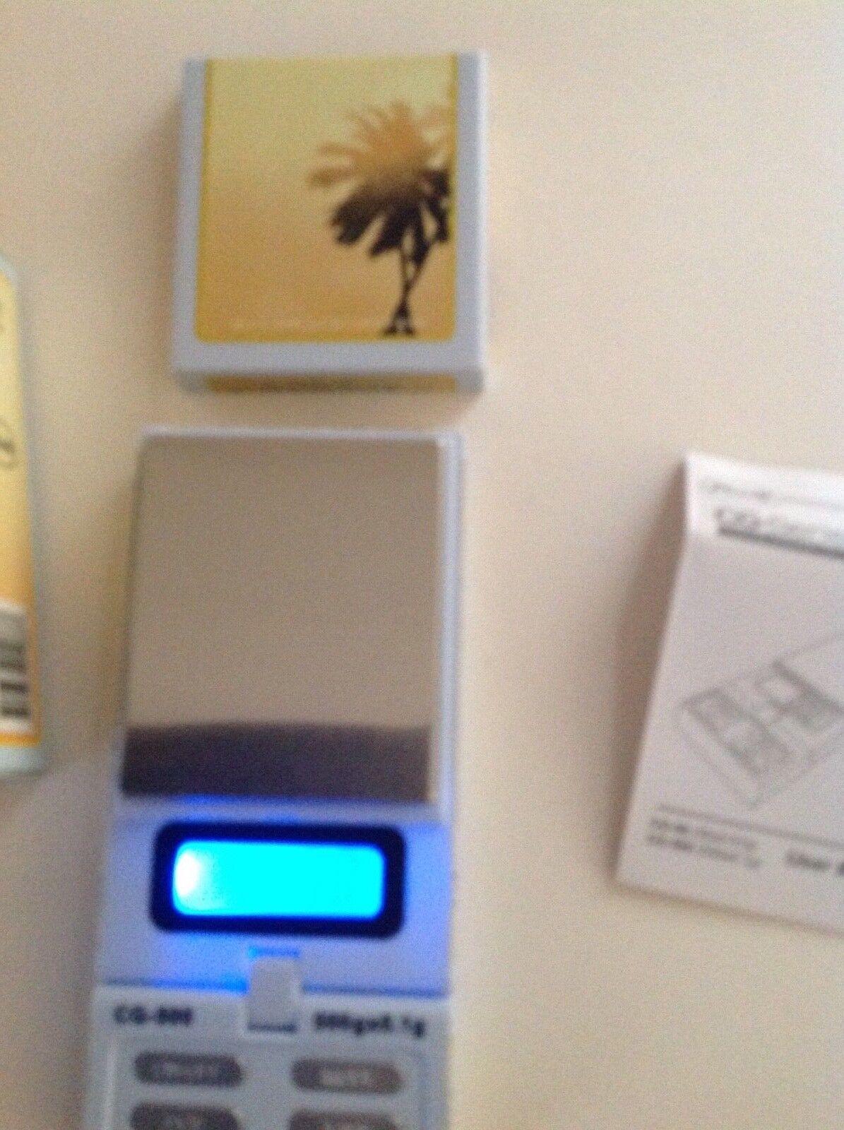 Professional Pocket Digital Scale Havana  500g x 0.1 NEW