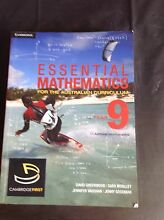 Essential Mathematics Year 9 Keilor Downs Brimbank Area Preview