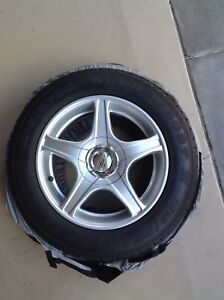 NORD FROST tires and rims