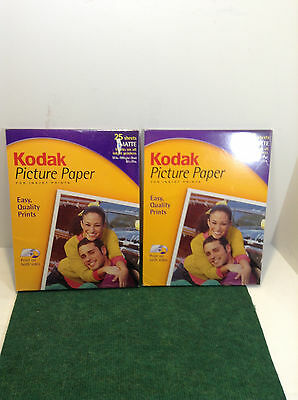 Photo paper 2 Packs Of Kodak