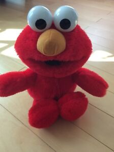 Original Tickle me Elmo bought in 1995 from Tyco