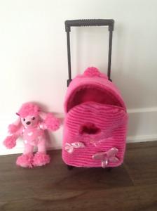 Valise à roulette  / sac à dos pour enfant