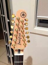 SOLD - Yamaha 12 string electric guitar Coolum Beach Noosa Area Preview