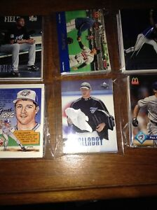 Toronto blue jays cards