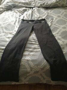 GUC Lululemon Reversible Groove Pants