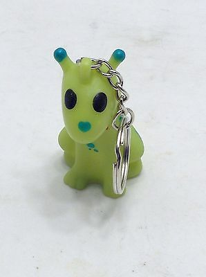 New American Heart Association Martia N  Mutley Pup Dog Keychain Collectible
