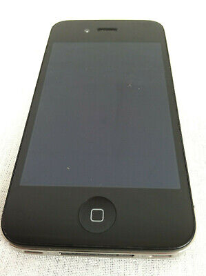 Apple iPhone 4s 16GB - Black AT&T GSM+CDMA