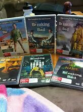 Breaking Bad Seasons 1-6 Mudgeeraba Gold Coast South Preview