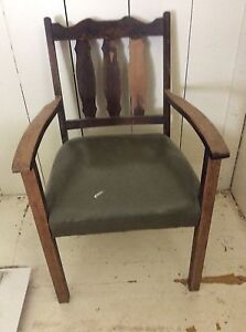 Antique sitting chair Johns River Greater Taree Area Preview