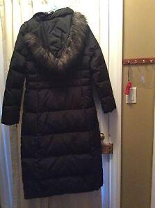 Long Designer Winter Coat Windsor Region Ontario image 2