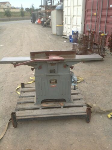 "Oliver 8"" Jointer Model 144-BD"