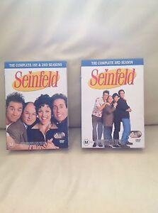 Seinfeld DVD Collection Novar Gardens West Torrens Area Preview