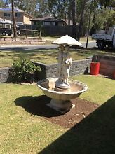 Concrete garden statue Mount Cotton Redland Area Preview