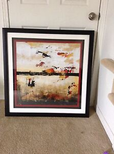 Large picture frame 32 by 32 inches