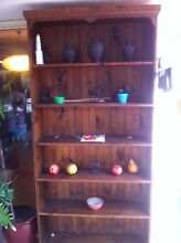 Distressed solid bookcase Beeliar Cockburn Area Preview