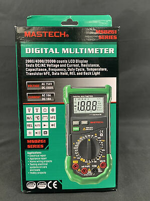 Digital Multimeter Ms8261